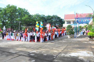 Khai giảng năm học mới 2016
