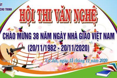 Đoàn trường THPT Phan Chu Trinh tổ chức thi Văn Nghệ chào mừng ngày Nhà giáo Việt Nam 20-11